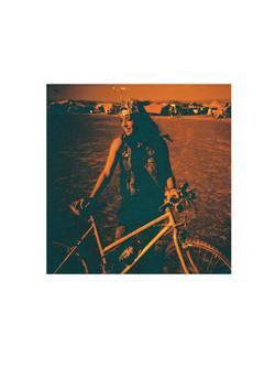 Billie, Afrikaburn 2013