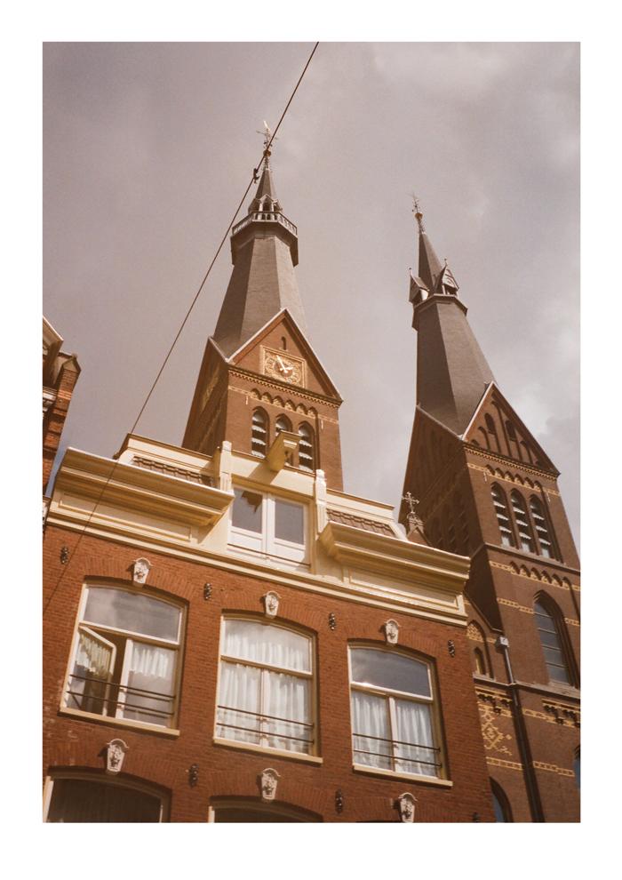 Amsterdam Street Steeple 2016