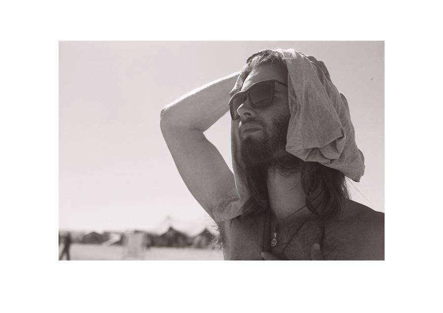 Simon, Afrikaburn 2011