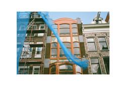 Amsterdam Street Curtain 2016