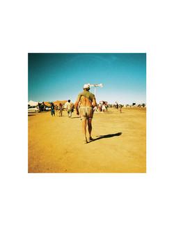 Afrikaburn Man 2011