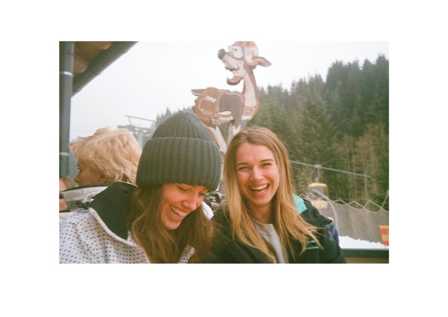 Thamar + Liselotte, Austria 2016