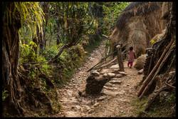 Begnas Tal in Nepal