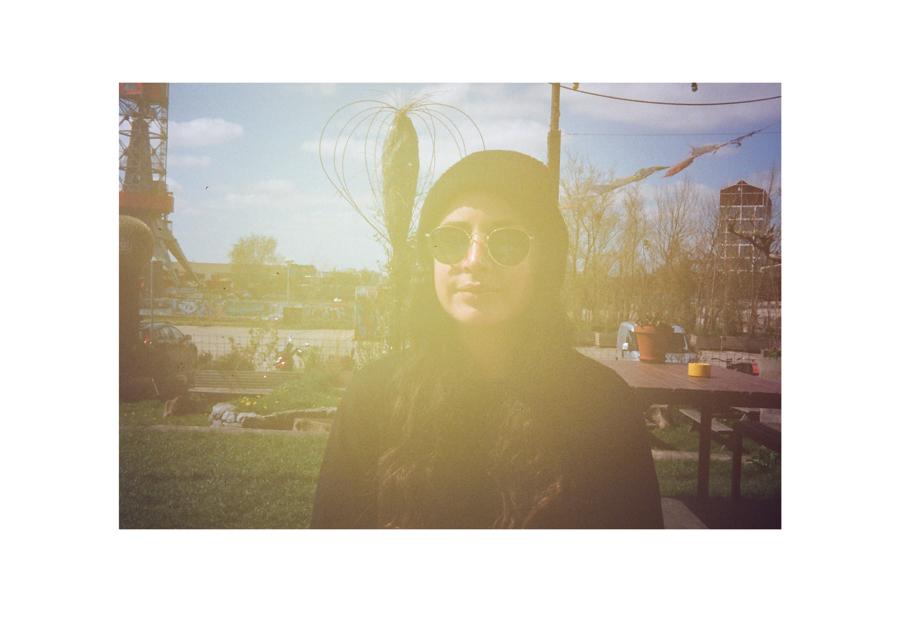 Jess, Amsterdam 2016