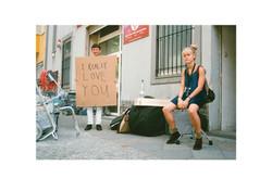 Alex + Alice + a Sign, Berlin 2016