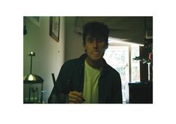 Stuart in His Room 2015