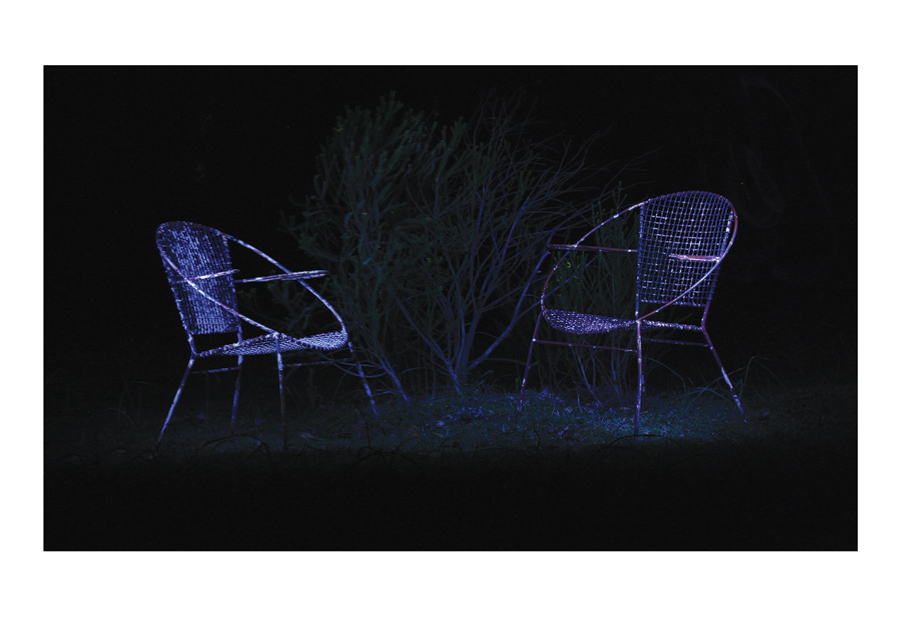 Two Chairs Talking Bush Wild Spirit BP 2014