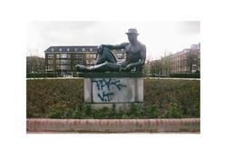 Amsterdam Statue #1 2016