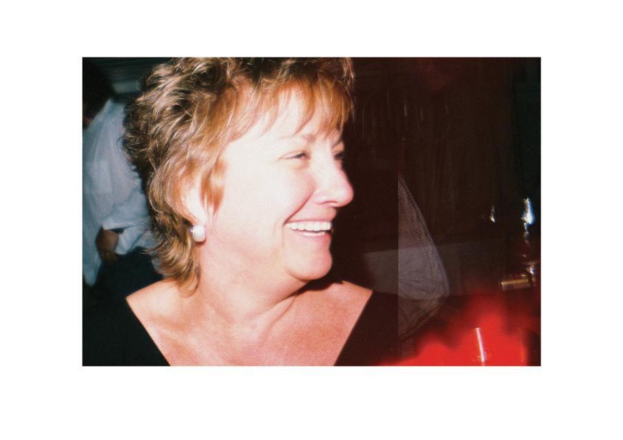 Mom, Cape Town 2011