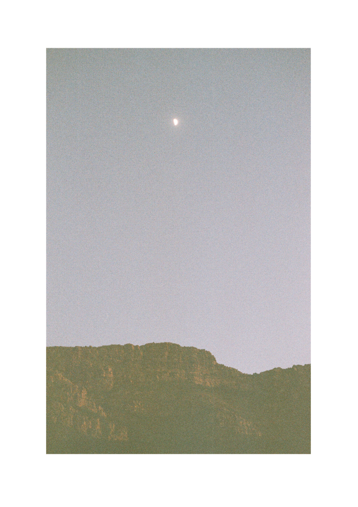 Moon Mountain, Hout Bay 2015