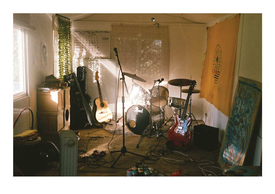 Broken Home Studio, Hout Bay 2016