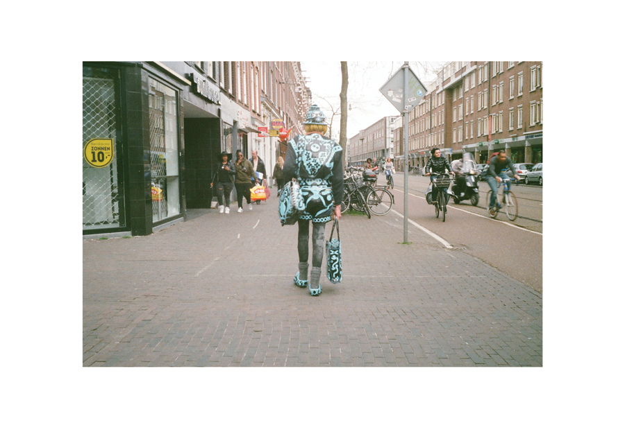 Amsterdam Street 2016