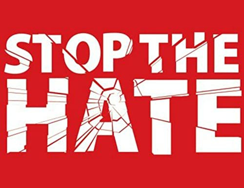 Pray to Stop the Hate