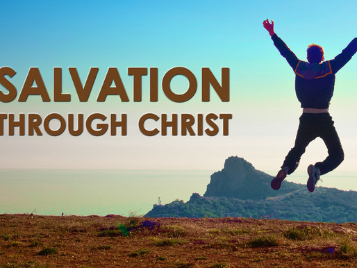 Salvation, Not as Simple as Some Say!