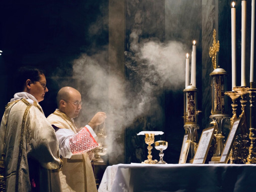 Smells, Bells, and Other Holy Traditions
