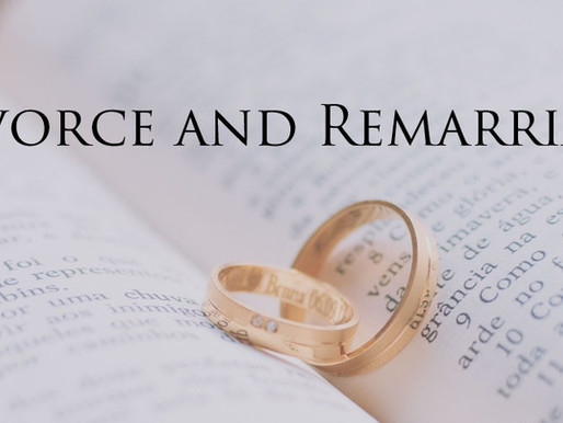 A Compassionate Approach to Divorce and Remarriage