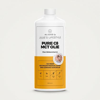 PURE C8 MCT OLIE