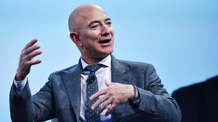 Jeff Bezos Becomes the First person ever worth $200 Billion | FORBES
