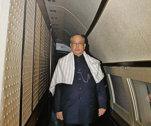 Former President of India Pranab Mukherjee passes away