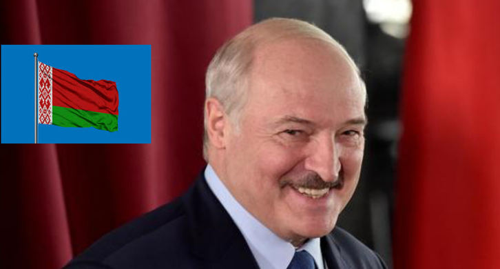 Belarusian President Lukashenko wins the election for the sixth time.