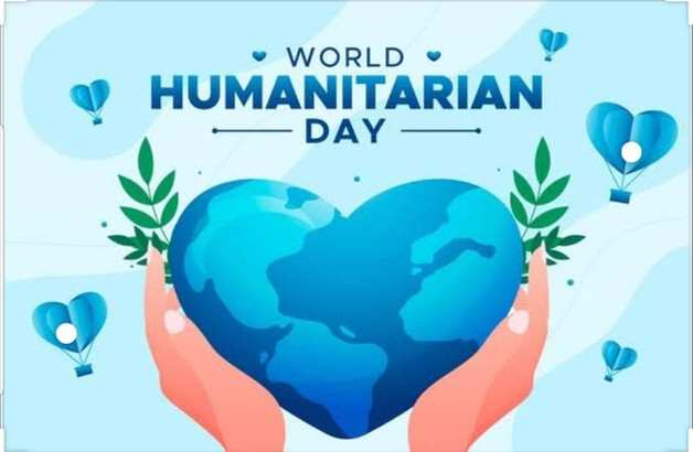 World Humanitarian Day is observed on 19th August.