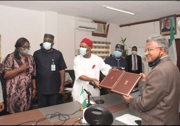 India Signs MoU with Nigeria on Space Cooperation