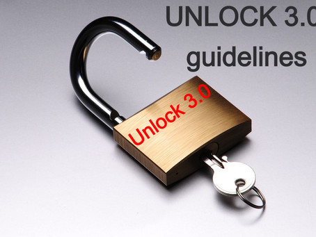 Unlock 3 Guidelines(in Brief)