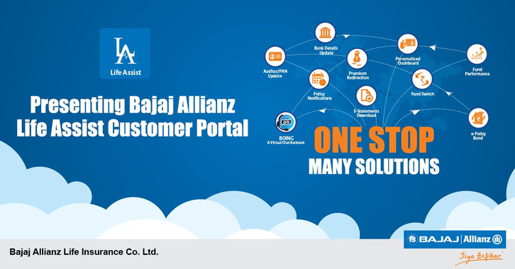 Bajaj Allianz Life Insurance Launched 1st of its Kind 'Smart Assist', a Real-time Assistance Service