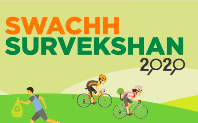 Indore has been ranked the cleanest city in the country; Swachh Survekshan 2020 report.; Important Awards of Swachh Survekshan 2020