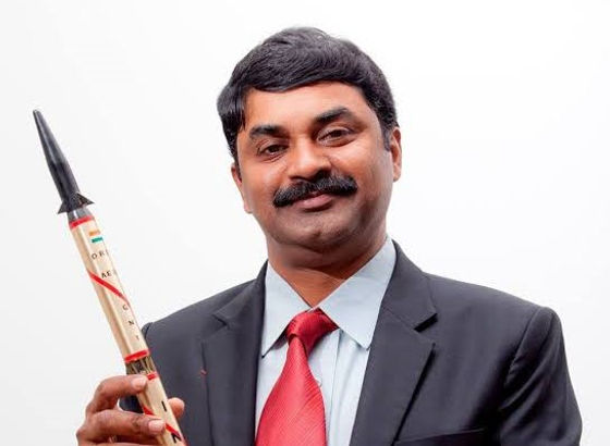DRDO chief G Satheesh Reddy gets two-year extension