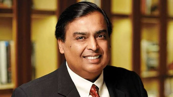 Bloomberg Index | Mukesh Ambani becomes 4th richest man in the world
