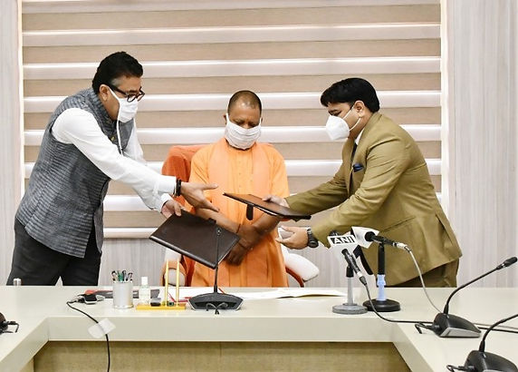 Flipkart signs MoU with ODOP scheme of UP Government