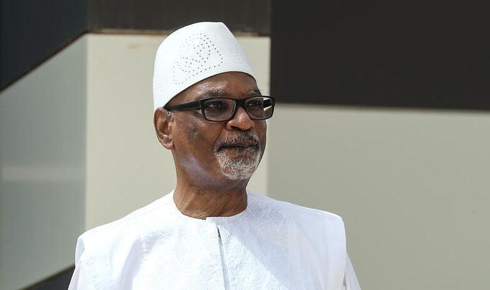 Mali's President Ibrahim Boubacar Keita announces resignation after armed Mutiny