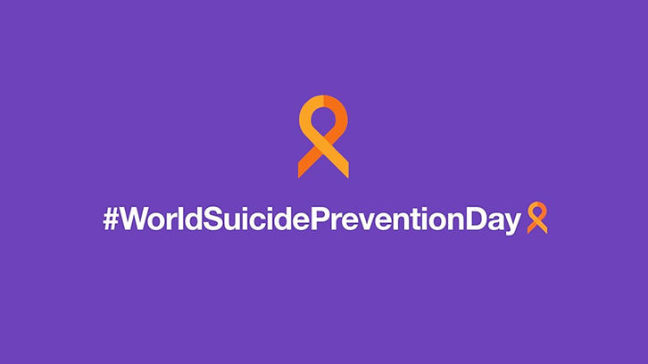 WORLD SUICIDE PREVENTION DAY: September 10
