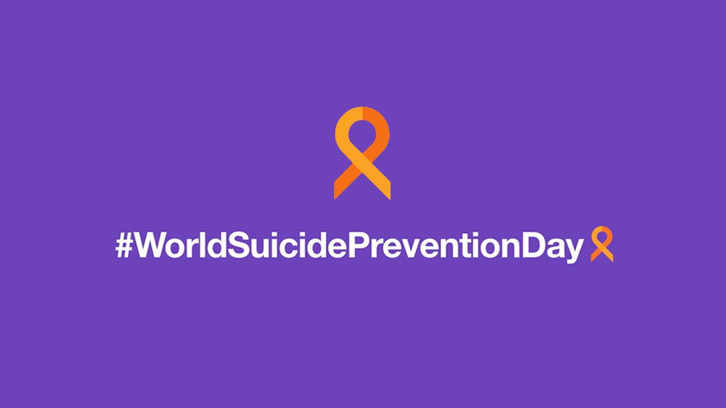 WORLD SUICIDE PREVENTION DAY: September 10