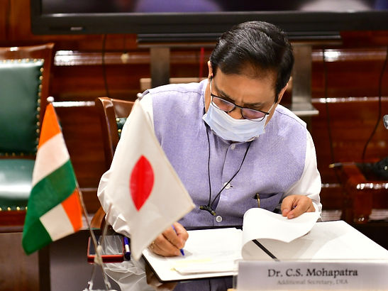 Japan extends Emergency Loan of JPY 50 Billion for India to Fight Covid-19 Pandemic