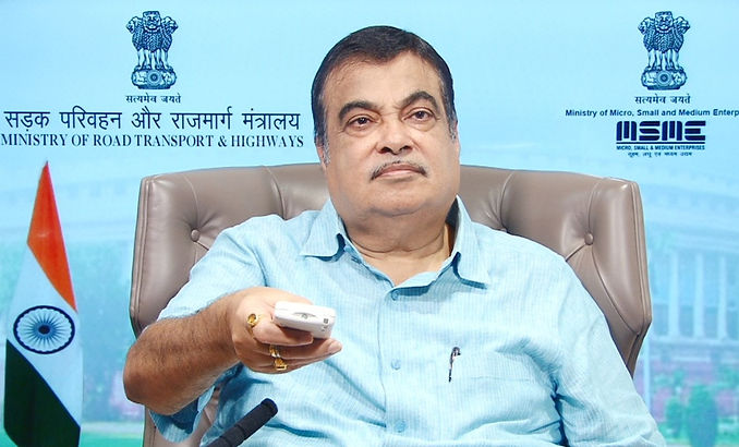 """NHAI developed a mobile App, """"Harit Path"""" to facilitate the creation of Green Highways across India."""