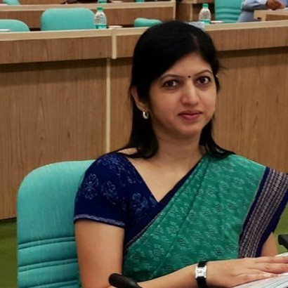 Usha Padhee becomes 1st women DG of Burea of Civil Aviation Security (BCAS)