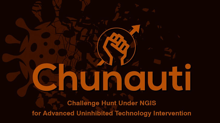 The government launched 'Chunauti'- to boost startups and software products