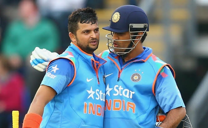 MS Dhoni & Suresh Raina announces retirement from the international Cricket