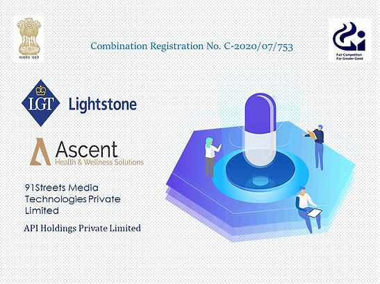 CCI approves acquisition by Lightstone Fund S.A.
