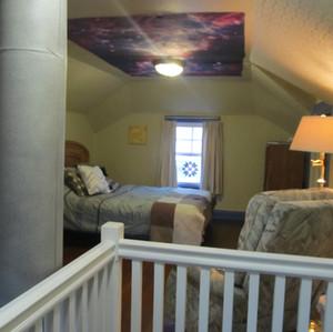 Upstairs 3rd Bedroom