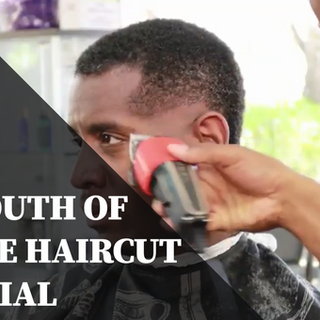 South of France Haircut Tutorial