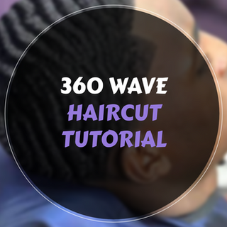 How to cut 360 Waves