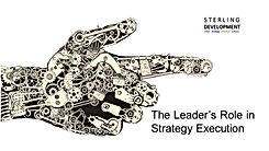 The Leaders Role in Strategy Execution I