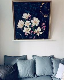 White Petunia, 2019