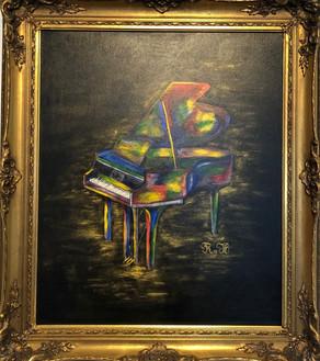 Piano in Starlight, 2015