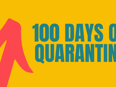 """100 Days of Quarantine & Launch of """"Ahead of the Curve"""" Q&A Series"""