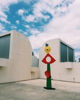 Joan Miro Museum, Barcelona