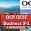 Thumbnail: OCR GCSE Business - 4 Operations